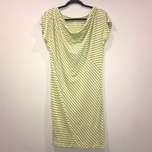 Lime/yellowish sundress